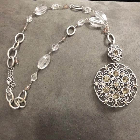 Bracelets /& Pendants Jewelry Huge Lot of Lia Sophia Necklaces 23 Pieces